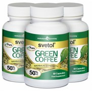Svetol green coffee bean extract 50% CGA
