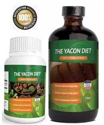 the Yacon Diet
