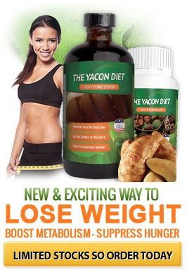 Order Yacon Diet Today